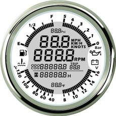 water, multifunctionalmeter, Waterproof, speedometertachometer