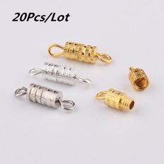 hookclasp, diyjewelry, screwclasp, Hooks