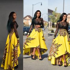 Summer, evening, Fashion, long dress