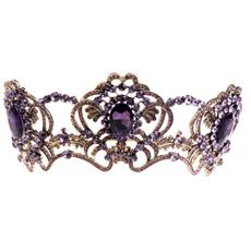 Jewelry, Vintage, crown, Rhinestone