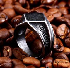 Antique, Steel, Fashion, wedding ring