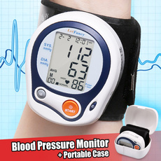 case, Heart, bloodpressure, Monitors