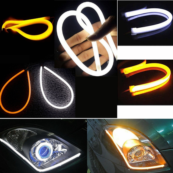 turnsignalslight, striplight, Silicone, Cars