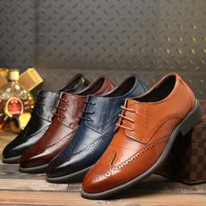 Flats & Oxfords, Fashion, leather shoes, laceupshoe