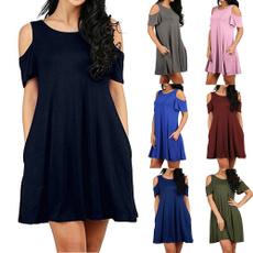 Mini, Strapless Dress, Shorts, Tops & Blouses