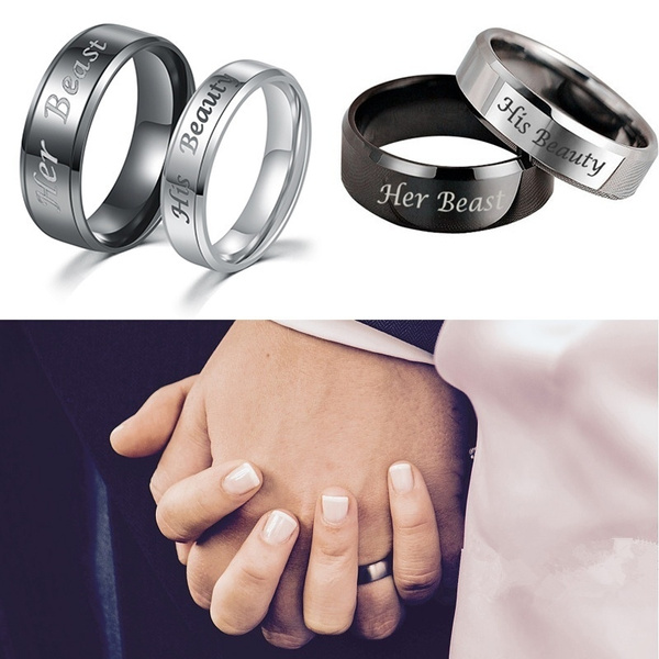 Couple Rings, King, Engagement, Jewelry