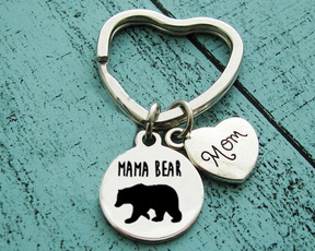 cute, Family, lovely, Key Chain