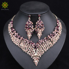 leaf, Jewelry, Earring, Wedding