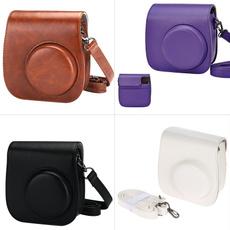 Mini, Shoulder Bags, pouchbag, leather