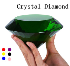 DIAMOND, Gifts, Crystal Jewelry, Glass