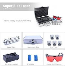 Flashlight, Blues, Laser, Regalos