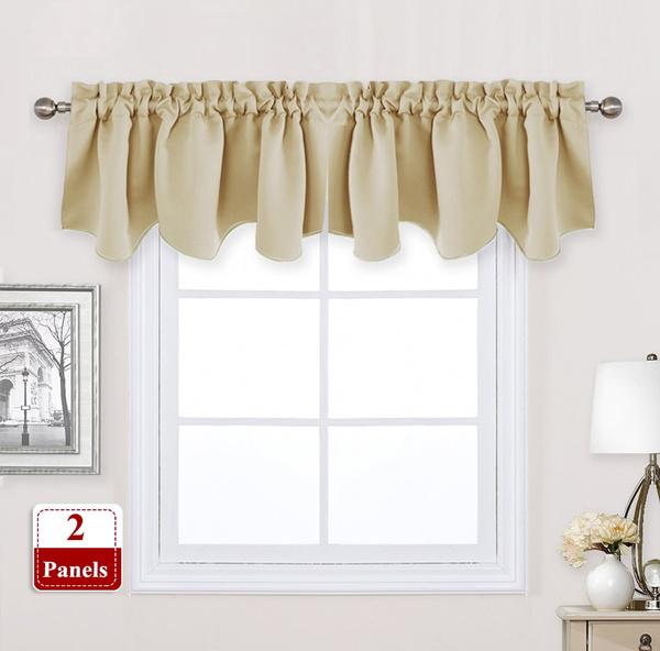 Kitchen & Dining, curtainspair, scarfcurtain, vorhange
