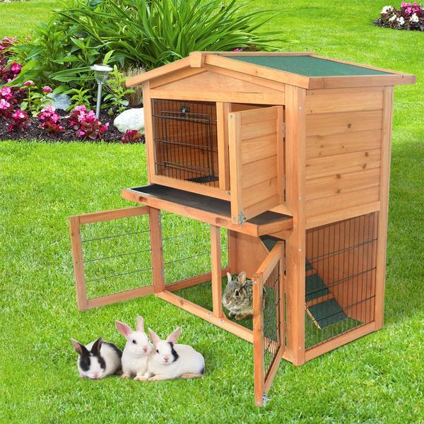 rabbitscage, 2tiercage, Pets, house