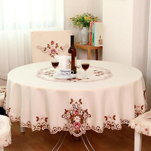 Decor, Home Decor, floral lace, Home & Living