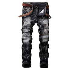 men jeans, Fashion, gold, pants