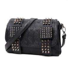 Fashion, skull, vintage bag, Bags