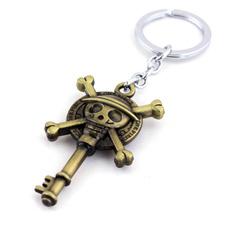 keychainskeyring, Fashion, Skeleton, Chain