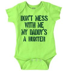 gunsromperbodysuit0, infantbabyonesie, Hunter, newbornromphim