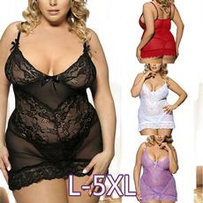Plus Size, Gifts, Temptation, Sleepwear Lingerie