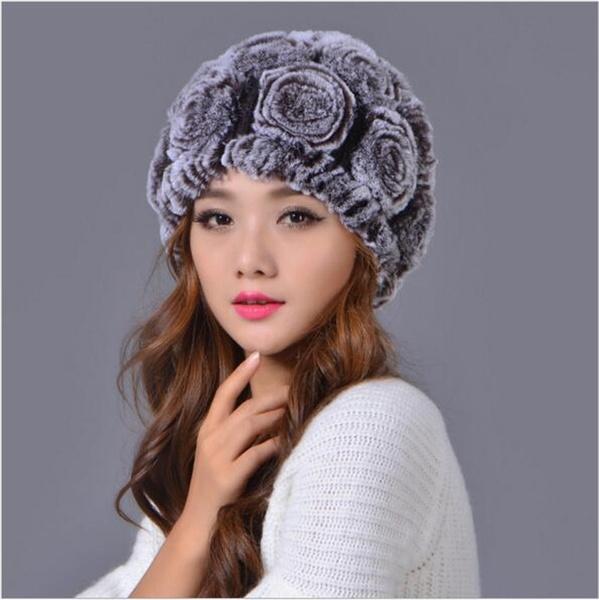 winterfurhat, beanies hat, Winter, womenhatswinter