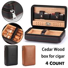Box, Mini, cigarcase, cigarhumidor
