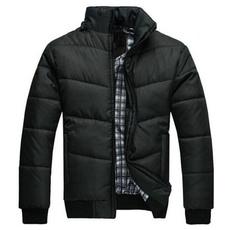 padded, Fashion, Winter, Coat