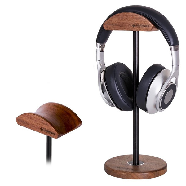 earphonestand, Earphone, headphoneholder, Wooden