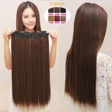 wig, Hair Extensions, fullhead, synthetic wig