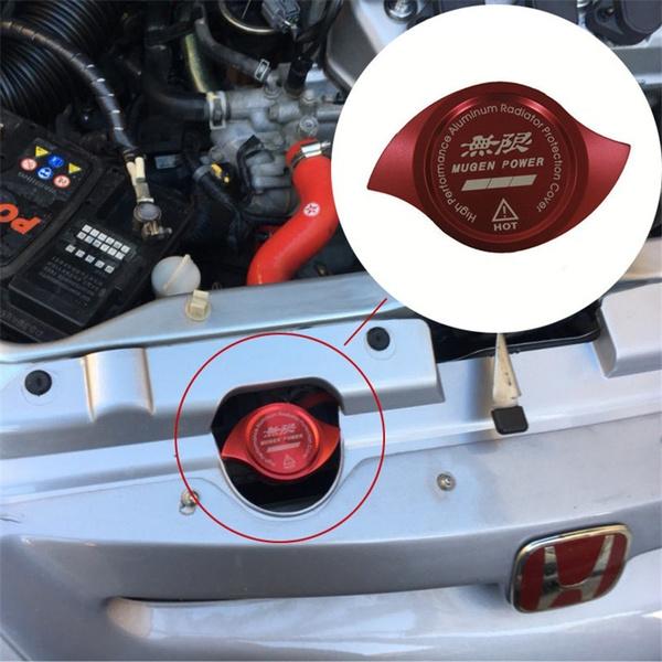 Radiator Cap Cover Fit for HONDA Accord Civic CR-V CR-Z CRX City Crossroad