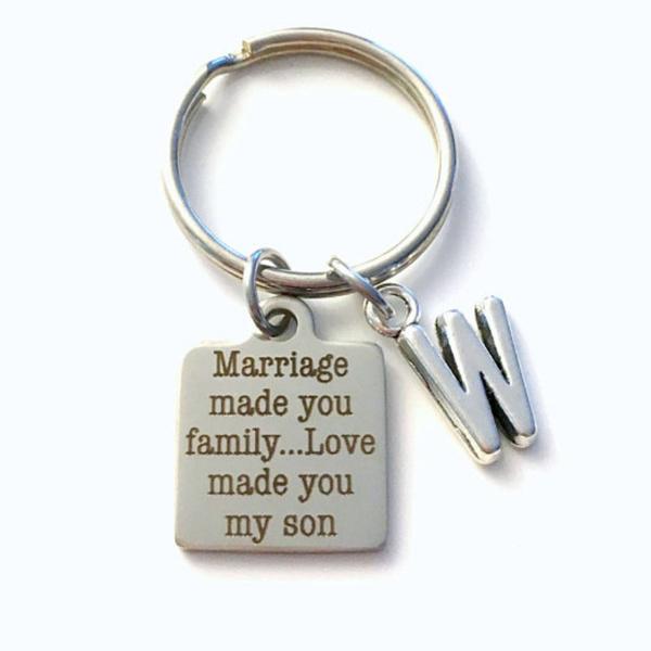 ajoyfulsurprise, Key Chain, Chain, Family
