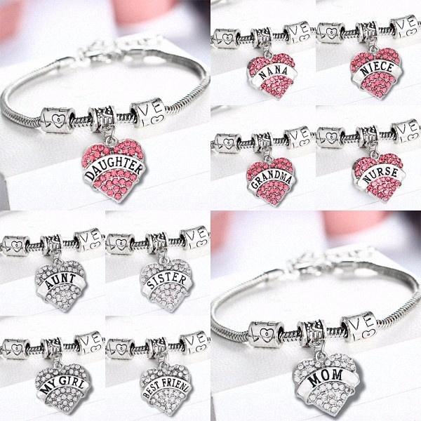 Heart, Fashion, Love, Jewelry