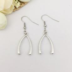 earrings jewelry, Jewelry, Gifts, wishbone