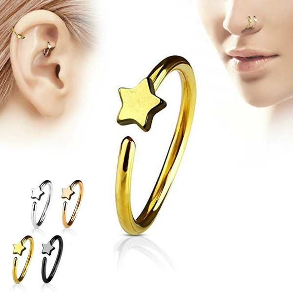 Fashion, Star, goldnosering, Gifts