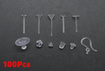 Earring Backs, earpost, diyfinding, Jewelry