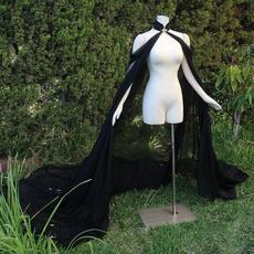 Fashion, chiffon, Evening Dress, Dress