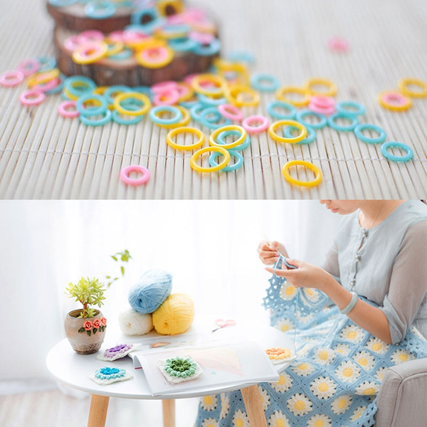 weavetool, Knitting, Colorful, needleclip