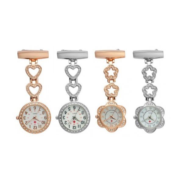 unisex watch, Pocket, Fashion, Crystal