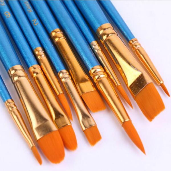 nylonhairpaintingbrush, Art Supplies, School, Nylon