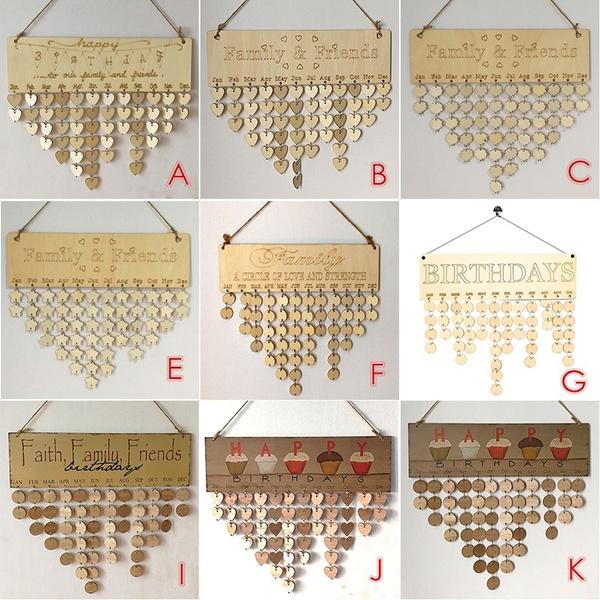 Family, hangingdecoration, Home Decor, Gifts