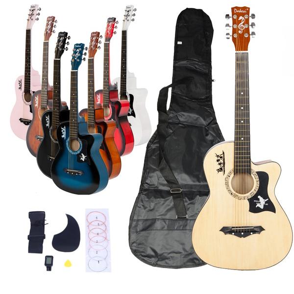 Musical Instruments, Entertainment, basswoodguitar, lcdtuner