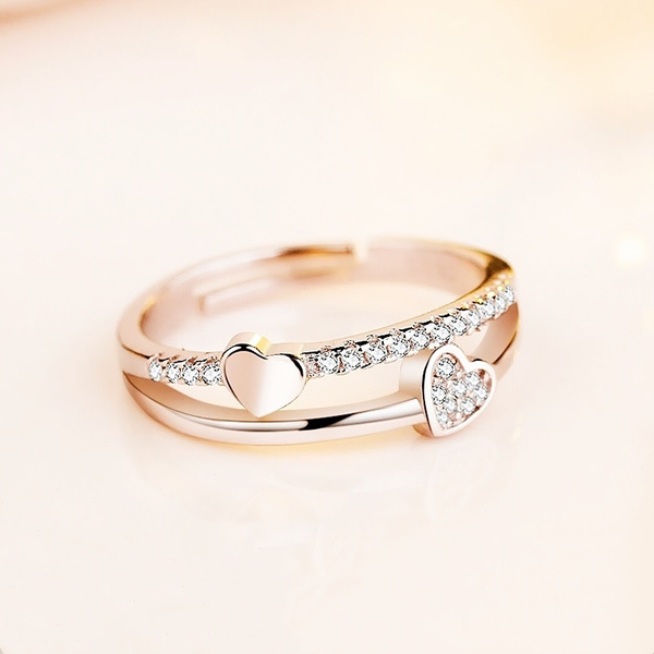 Sterling, couplejewelry, Jewelry, Romantic