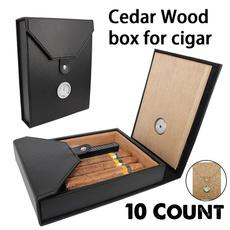 Box, case, humidifierforcigar, humidorbox