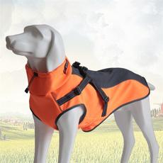 Vest, warmpetbigdog, Dog Clothes, Outfits