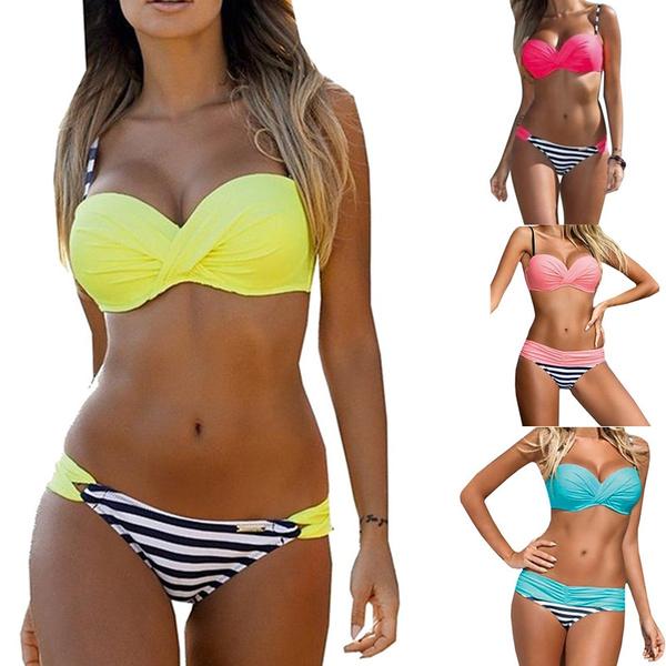 Fashion, padded bikini, fashion bikini, swimsuits for women