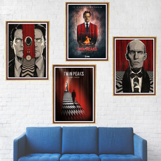 twinpeak, Wall Art, Home Decor, movieposter