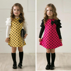 Mini, kids clothes, Long Sleeve, Spring