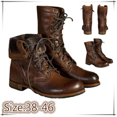 casual shoes, Booties, Leather Boots, knightboot