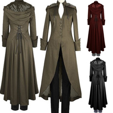 Goth, Fashion, Outerwear, Cosplay Costume