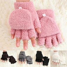 fingerlessglove, Fleece, fashionglove, fleeceglove