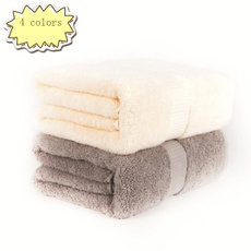 Large, Bathroom, Towels, plain